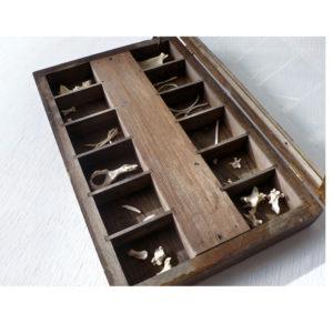 Box of Bones- Vinatge