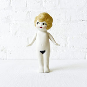 Little Miss Lady Burlesque Show Stopper Figurine