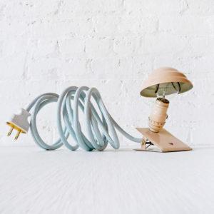 Little Miss Tinker Pink – Baby Blue Mini Clip Light